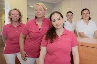Wartezimmer Orthopädie Garbsen am Höltyplatz