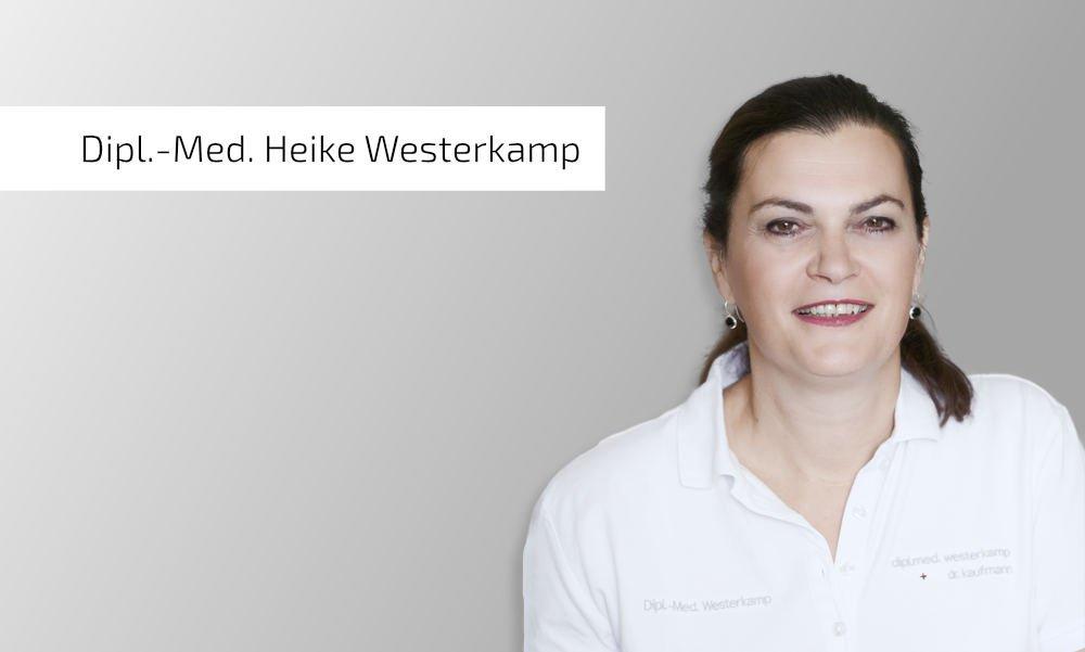 Dipl. Med. Heike Westerkamp